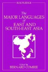 The Major Languages of East and South-East Asia - Bernard Comrie