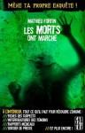 Les morts ont marché - Mathieu Fortin, Gabrielle Leblanc