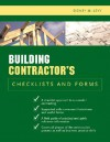 Building Contractor's Checklists and Forms - Sidney M. Levy
