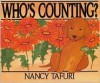 Who's Counting? - Nancy Tafuri