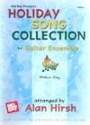 Holiday Song Collection for Guitar Ensemble: Medium Easy - Alan Hirsch
