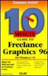10 Minute Guide To Freelance Graphics For Windows 95 - R. Michael O'Mara, Michael O'Mara