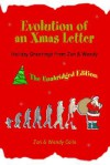 Evolution of an Xmas Letter: Holiday Greetings from Jon & Wendy - Jon Coile
