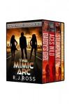 The Mimic Arc: Cape High Books 5-7 (Cape High Series Omnibus Book 2) - R.J. Ross