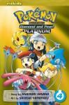 Pokemon Adventures: Diamond and Pearl/Platinum, Vol. 4 - Hidenori Kusaka, Satoshi Yamamoto