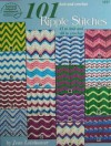 101 ripple stitches: Knit and crochet - Jean Leinhauser