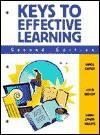 Keys to Effective Learning - Carol Carter, Joyce Bishop, Sarah Lyman Kravits