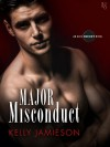 Major Misconduct: An Aces Hockey Novel - Kelly Jamieson