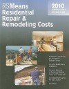 Residential Repair & Remodeling Costs: Contractor's Pricing Guide - Bob Mewis, Christopher Babbitt, Ted Baker, Robert A. Bastoni