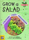 Grow a Salad [With 100 Seeds] - Liz Primeau, Joe Weissmann