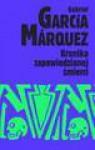 Kronika zapowiedzianej śmierci - Gabriel García Márquez