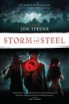 Storm and Steel (The Book of the Black Earth) - Jon Sprunk