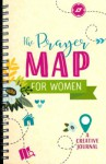 The Prayer Map for Women: A Creative Journal - Compiled by Barbour Staff