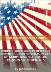 Three choice and profitable sermons upon several texts of Scripture; viz. Jer. 30. 17. John 14. 3. Heb. 8. 5 - John Norton, Eternity Ebooks