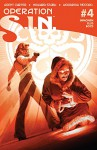 Operation: S.I.N. #4 (of 5) - Kathryn Immonen, Rich Ellis, Michael Komarck