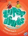 Super Minds American English Level 4 Student's Book with DVD-ROM - Herbert Puchta, Günter Gerngross, Peter Lewis-Jones
