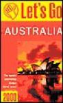 Let's Go Australia 2000 - Let's Go Inc.