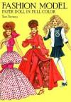 Fashion Model Paper Doll - Tom Tierney