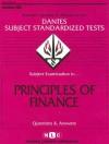 DSST Principles of Finance (DANTES series) (Dantes Series : No. 46) - Jack Rudman
