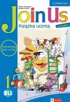 Join Us for English Level 1 Pupil's Book Polish Edition - Günter Gerngross, Herbert Puchta