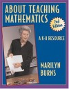 About Teaching Mathematics: A K-8 Resource 2nd Edition - Dale Seymour Publications