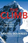 The Climb: Tragic Ambitions on Everest - G. Weston DeWalt, Anatoli Boukreev