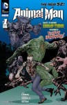 Animal Man (2011- 2014) Annual #1 - Jeff Lemire, Timothy Green II