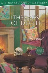 Threads of Deceit - Jan Fields, Mae Fox