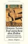 Tod zwischen den Zeilen: Commissario Brunettis dreiundzwanzigster Fall - Donna Leon