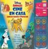 Disney Animales Cine En Casa: Libro de Cuentos y Proyector [With Proyector] - Silver Dolphin En Espanol
