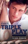 Triple Play (Homeruns Book 3) - Sloan Johnson