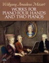 Works for Piano Four Hands and Two Pianos (Dover Music for Piano) - Wolfgang Amadeus Mozart