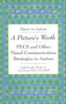 A Picture's Worth: PECS and Other Visual Communication Strategies in Autism (Topics in Autism) - Andy Bondy, Lori Frost