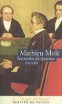 Souvenirs de jeunesse (1793-1803) - Mathieu Molé, Jean-Claude Berchet