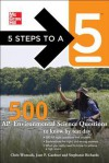 500 AP Environmental Science Questions to Know by Test Day - Chris Womack, Jane P. Gardner, Stephanie Richards