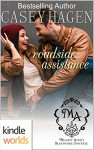 Melody Anne's Billionaire Universe: Roadside Assistance (Kindle Worlds Novella) - Casey Hagen