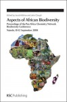 Aspects of African Biodiversity - Royal Society of Chemistry, John Clough, Royal Society of Chemistry