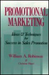 Promotional Marketing - William A. Robinson