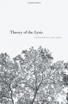 Theory of the Lyric - Jonathan Culler