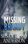 Missing Brandy (A Fina Fitzgibbons Brooklyn Mystery Book 2) - Susan Russo Anderson
