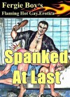 Spanked At Last (Flaming Hot Gay Erotica) - Fergie Boy