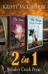 Kristy McCaffrey 2 In 1 (Wings Of The West) - Kristy McCaffrey