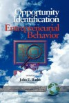 Opportunity Identification and Entrepreneurial Behavior (Hc) - John E. Butler