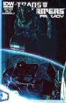 Transformers Primacy #3 - Chris Metzen, Flint Dille