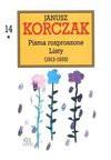 Pisma rozproszone listy nr 14 1913-1939/br(552130) - Janusz Korczak