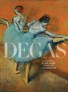 Degas's Dancers at the Barre: Point and Counterpoint - Eliza Rathbone, Elizabeth Steele