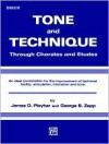 Tone and Technique: B-Flat Bass Clarinet - James D. Ployhar, George B. Zepp