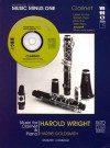 Music Minus One Clarinet: Advanced Clarinet Solos, Vol. II (Book & CD) (Music Minus One (Numbered)) - Hal Leonard Publishing Company