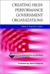 Creating High Performance Organizations: Practices And Results Of Employee Involvement And Total Quality Management In Fortune 1000 Companies - Edward E. Lawler III, Susan Albers Mohrman