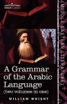 A Grammar of the Arabic Language (Two Volumes in One) - William Wright, Carl Paul Caspari